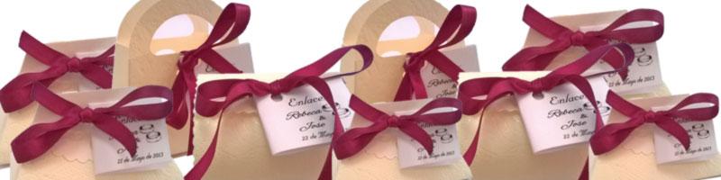 Regalos boda-comunión-bautizo